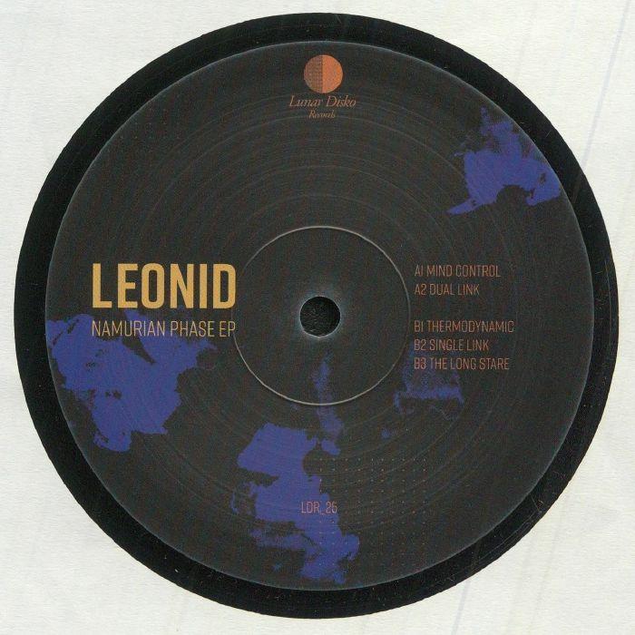 Lunar Disko Vinyl