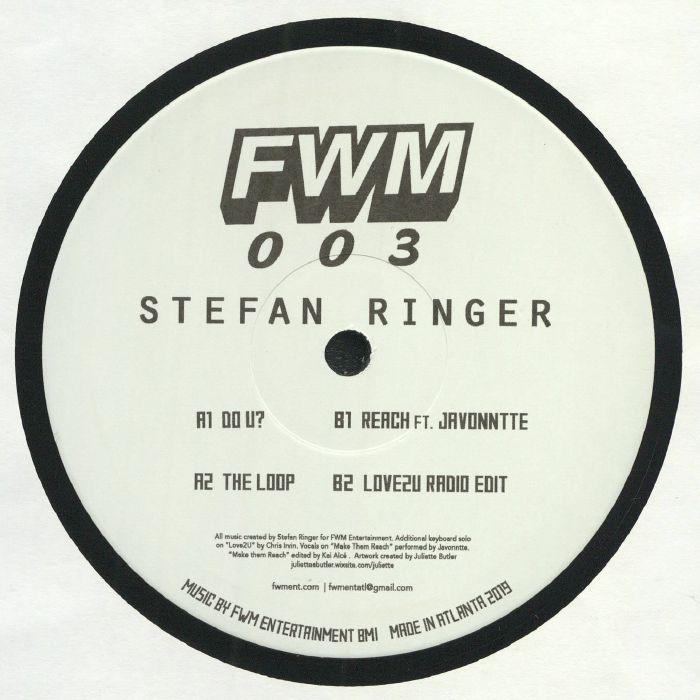 Stefan Ringer FWM 003