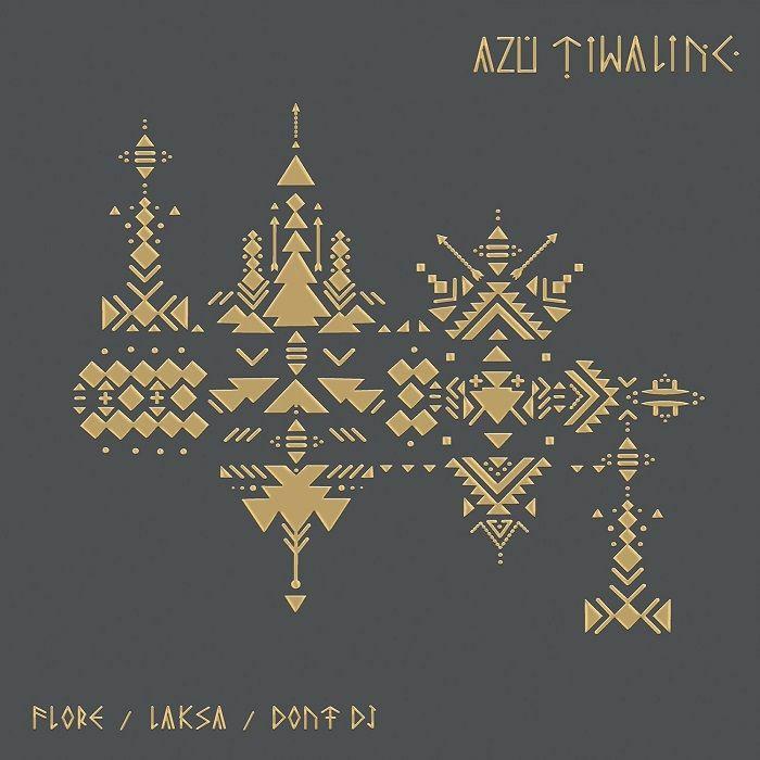 Azu Tiwaline Vinyl
