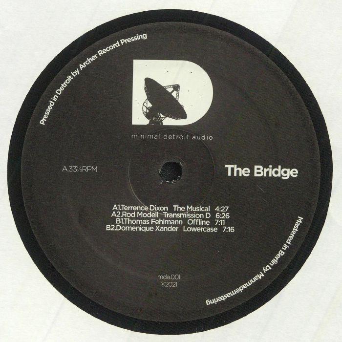 Minimal Detroit Audio Vinyl