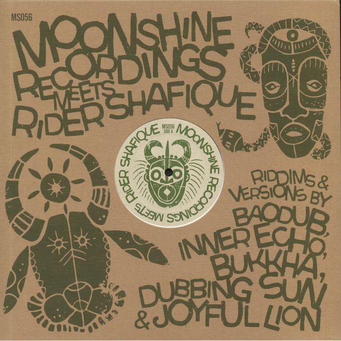 Rider Shafique | Baodub | Inner Echo | Bukkha | Dubbing Son | Joyful Lion Moonshine Recordings Meets Rider Shafique
