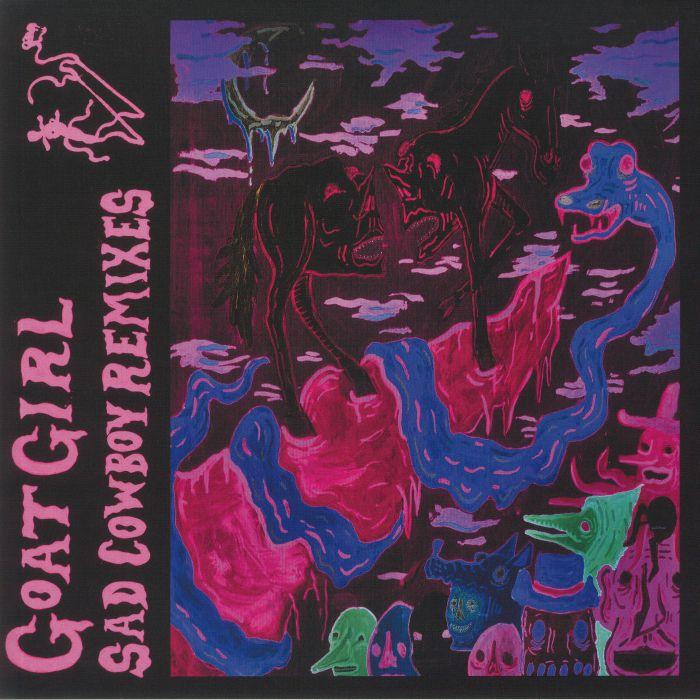 Goat Girl Sad Cowboy (remixes)