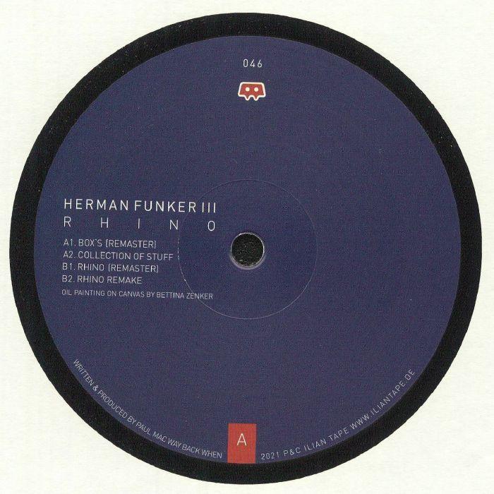 Herman Funker III Rhino