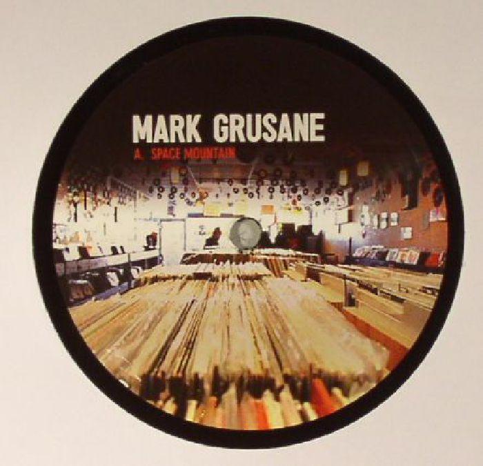 Mark Grusane Space Mountain