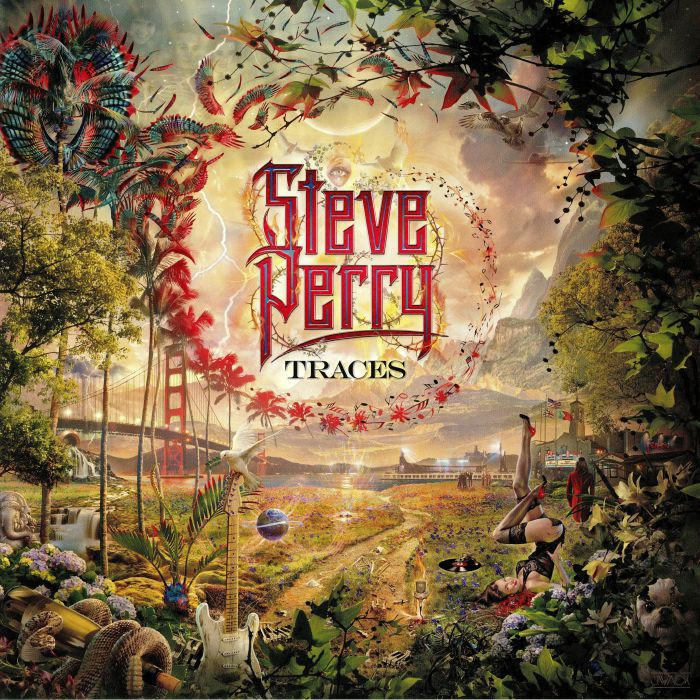 Steve Perry Traces (Super Deluxe Edition)