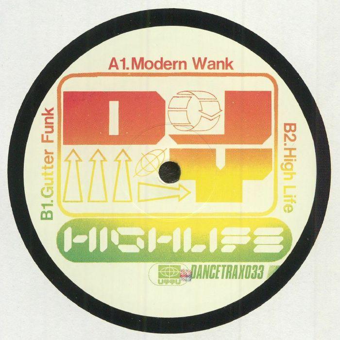 Dance Trax Vinyl