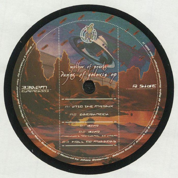 Gunfinger Food Vinyl
