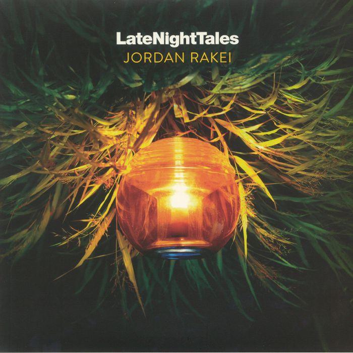 Jordan Rakei Late Night Tales