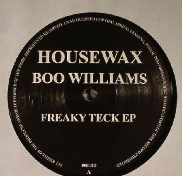 Freaky Teck EP