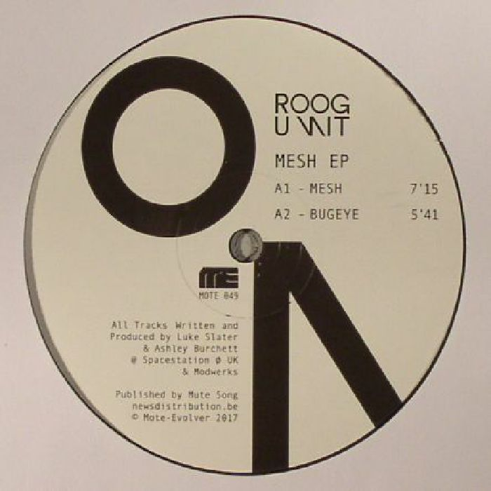 Roog Unit Mesh EP