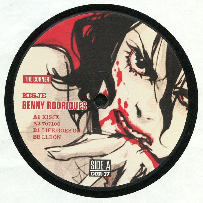 Benny Rodrigues Kisje