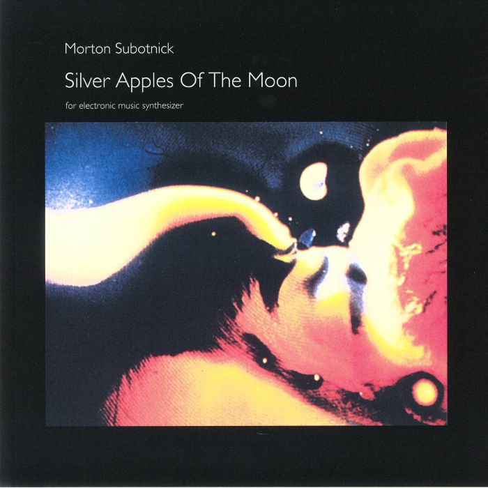 Morton Subotnick Silver Apples Of The Moon