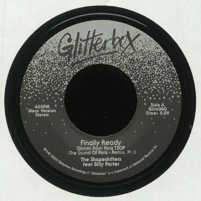 Glitterbox Vinyl