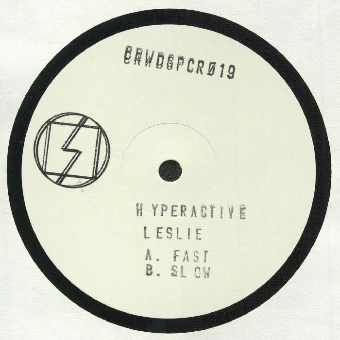 Hyperactive Leslie Al Go Ritm