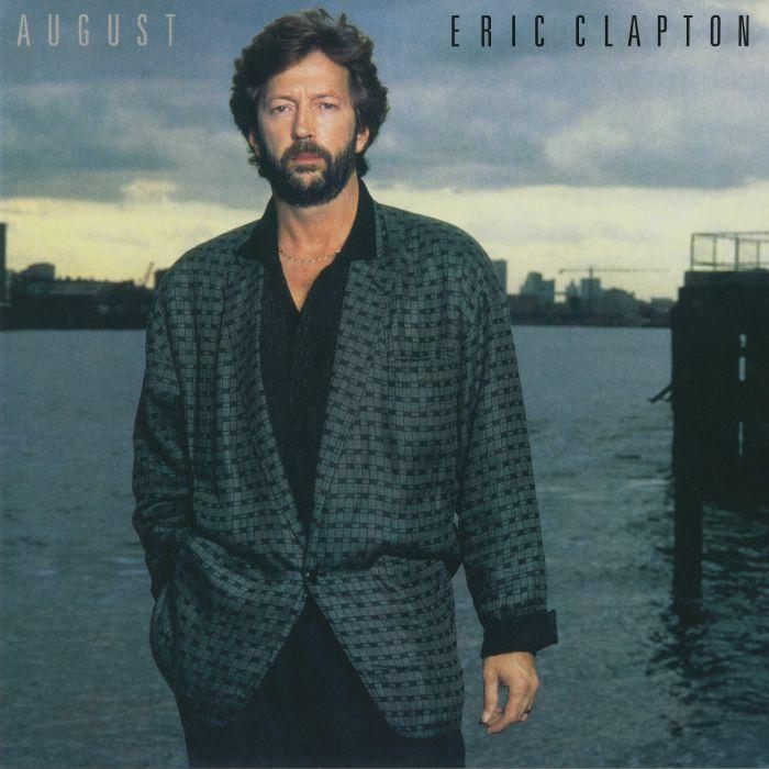 Eric Clapton August (reisssue)