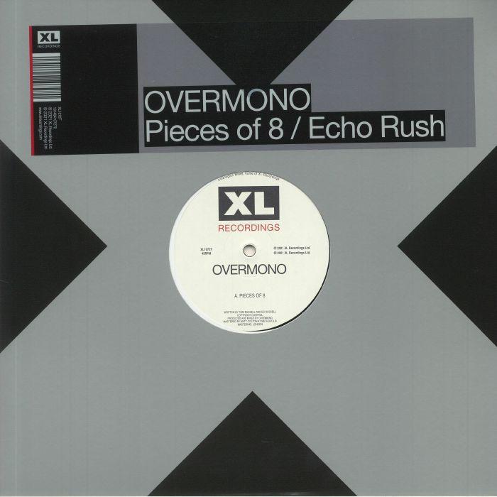 Overmono Pieces Of 8