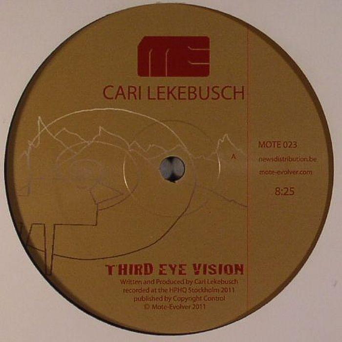 Cari Lekebusch Third Eye Vision