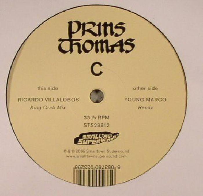 Prins Thomas C (remixes)