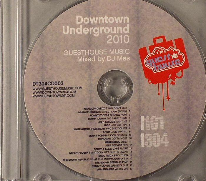 Downtown Underground 2010