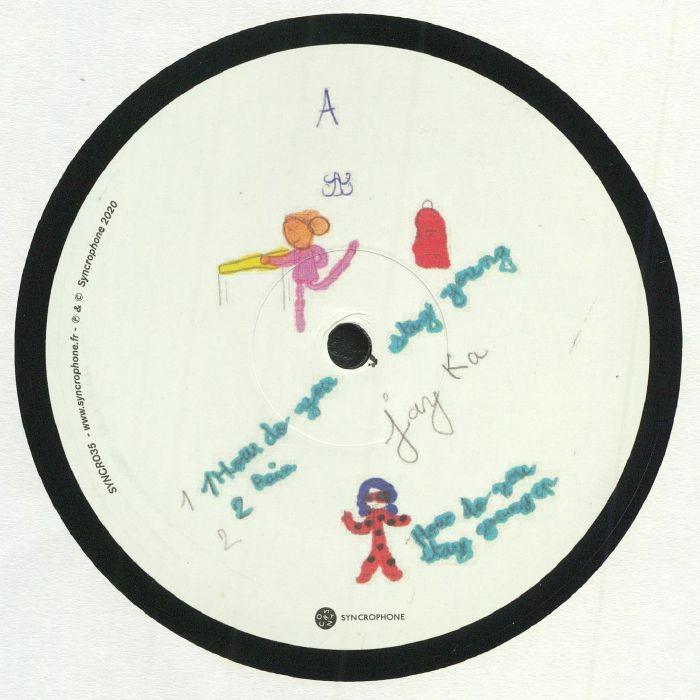 Syncrophone Vinyl