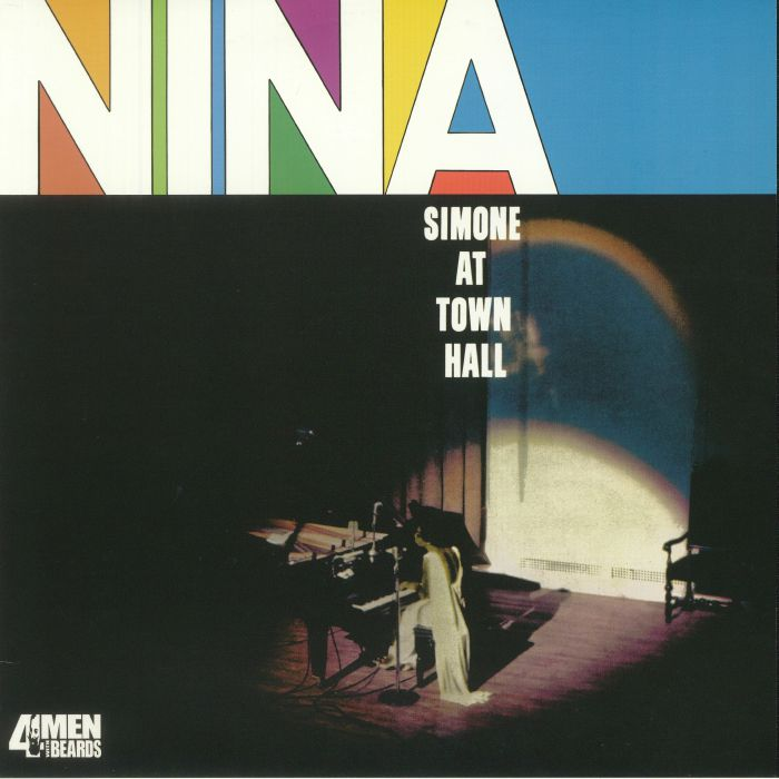 Nina At Town Hall