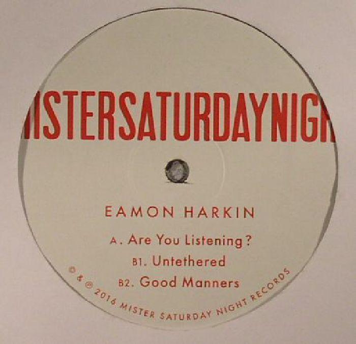 Eamon Harkin Untethered EP