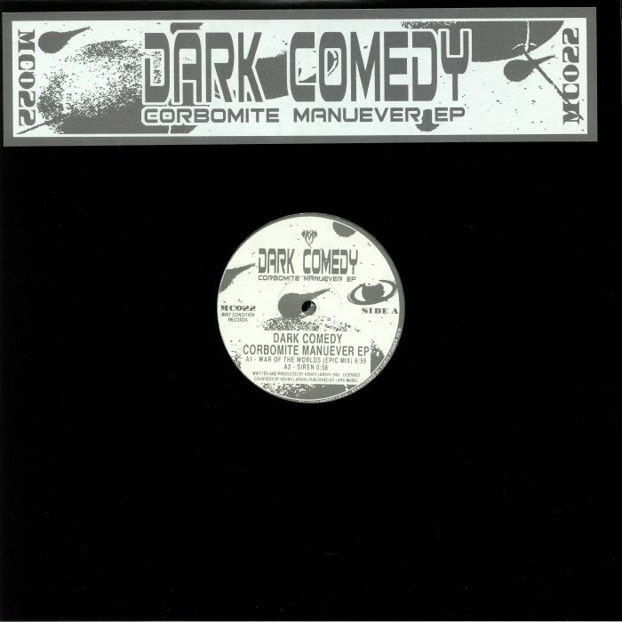 Dark Comedy | Kenny Larkin Corbomite Manuever EP