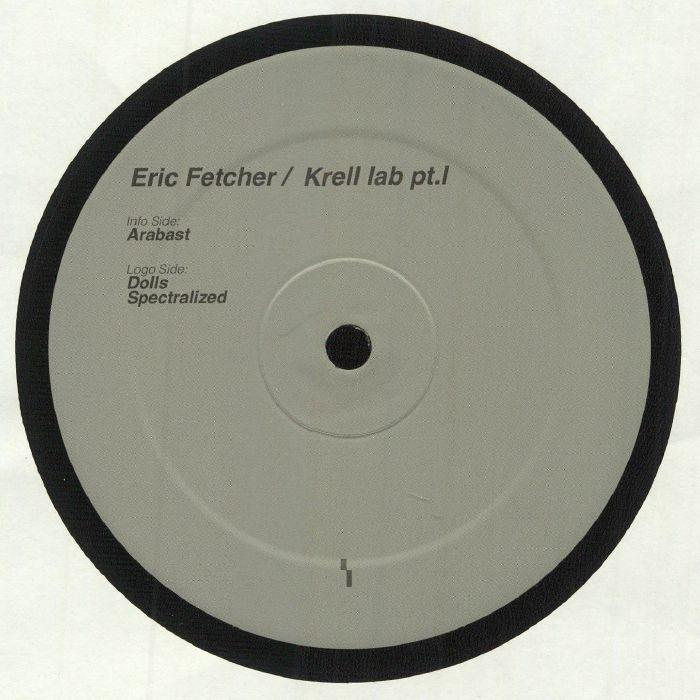 Eric Fetcher Krell Lab Part 1