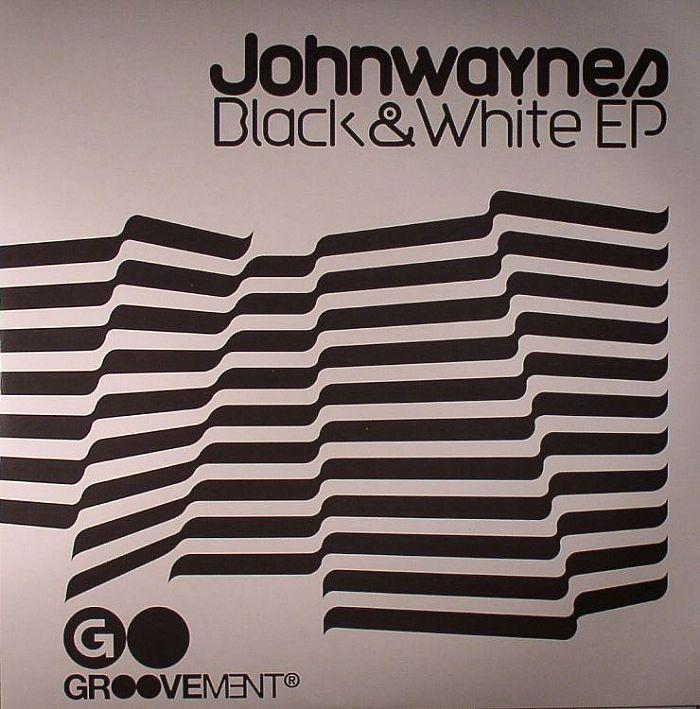 Johnwaynes Black and White EP