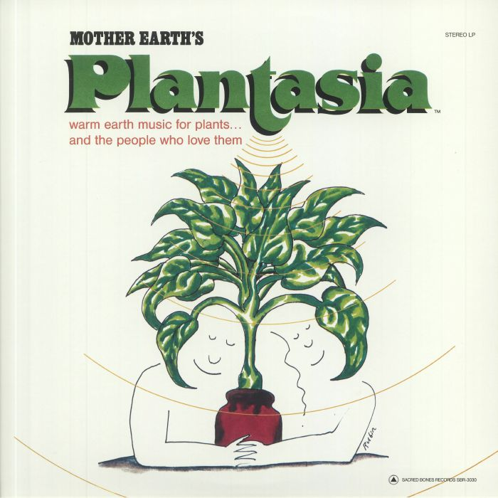 Mort Garson Mother Earths Plantasia (Deluxe Edition)