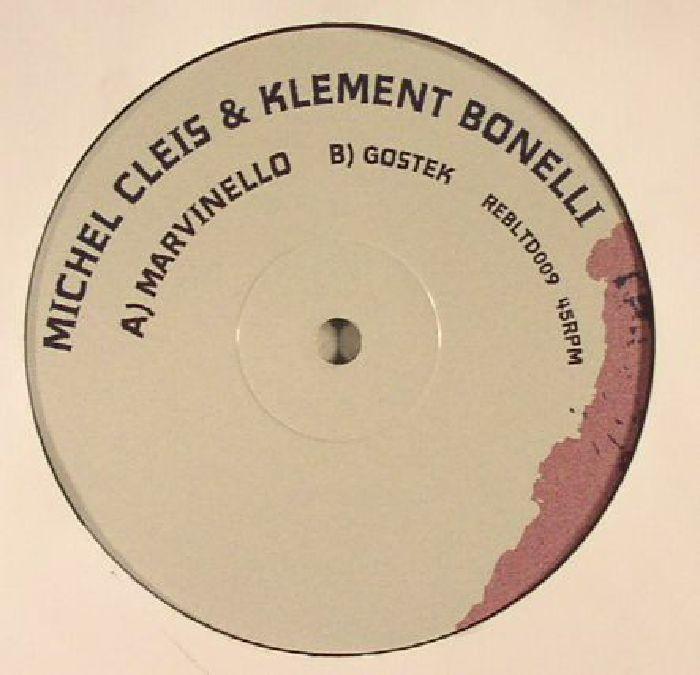 Michel Cleis | Klement Bonelli Marvinello