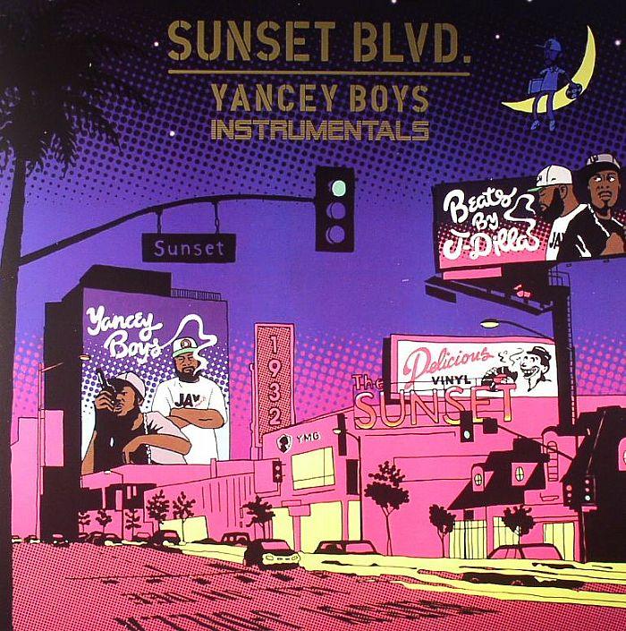 Yancey Boys | J Dilla | Frank Nitt Sunset Blvd: Instrumentals