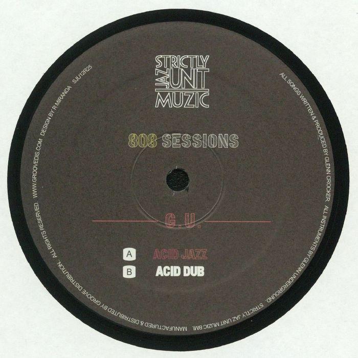Glenn Underground 808 Sessions