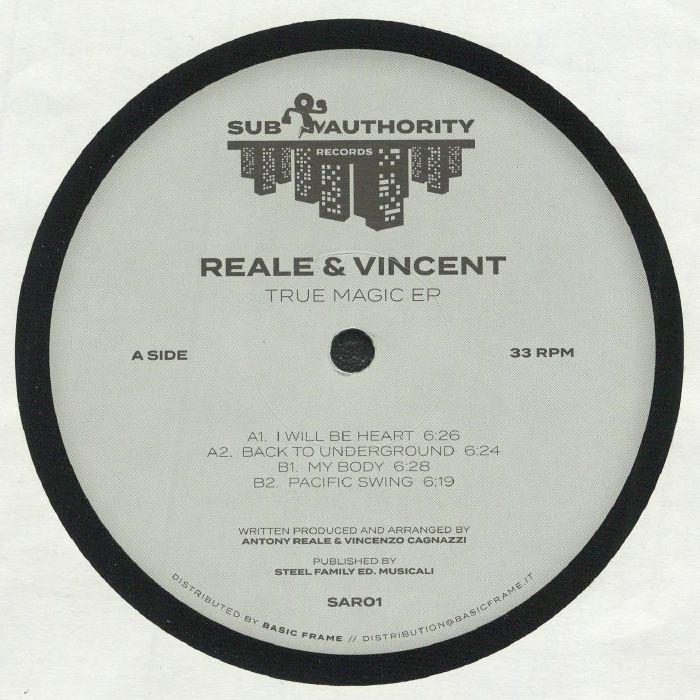 Reale & Vincent Vinyl