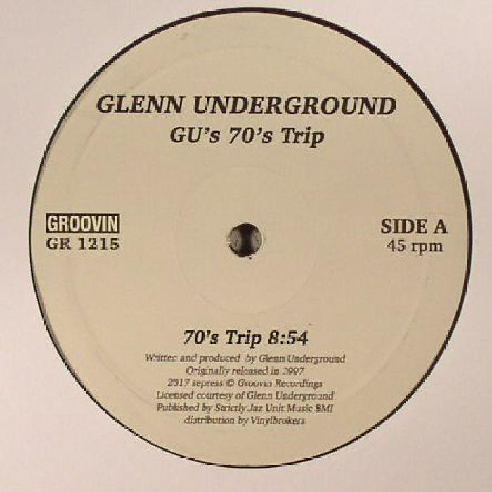 Glenn Underground GUs 70s Trip (reissue)