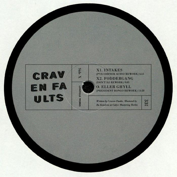 Lowfold Works Vinyl