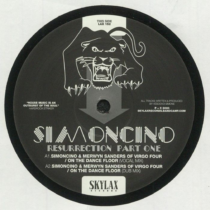 Simoncino | Merwyn Sanders Resurrection Part One