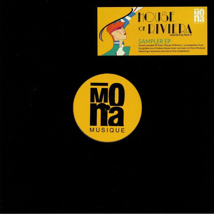 Mona Musique Vinyl