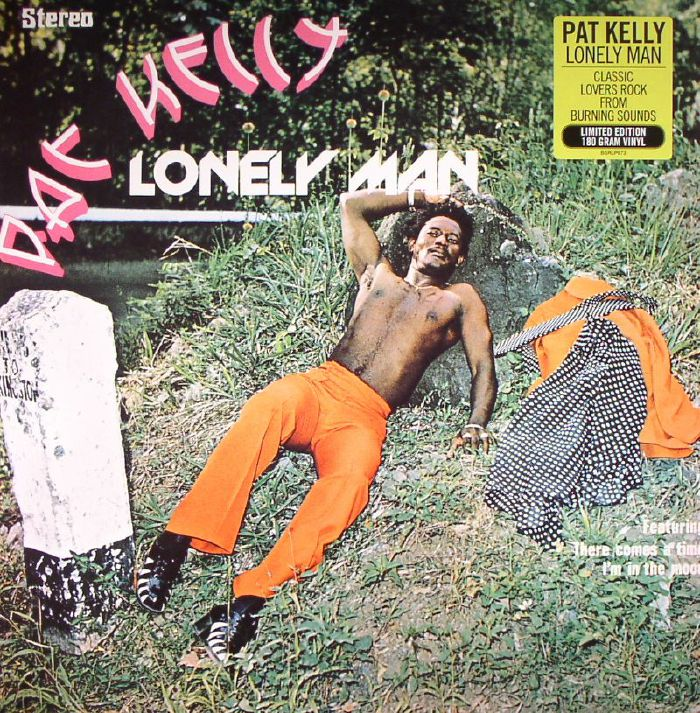 Lonely Man (reissue)