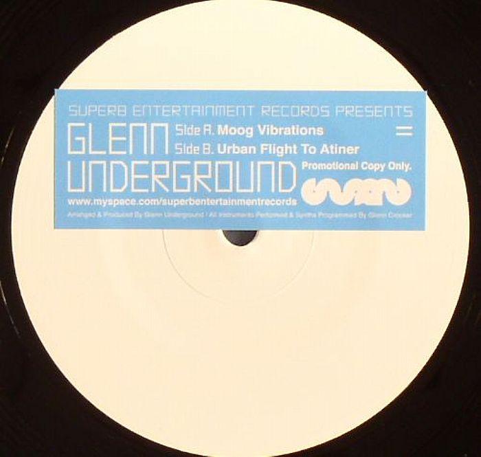 Glenn Underground Moog Vibrations