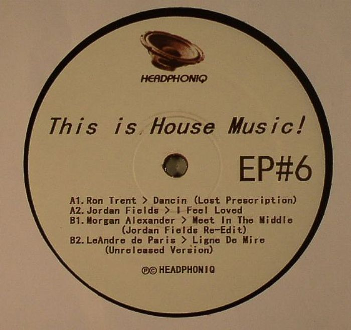This Is House Music EP  6