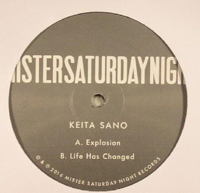 Keita Sano Explosion