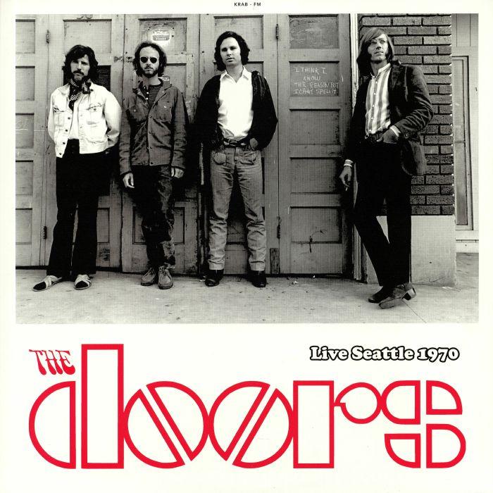 Live At Seattle Center Coliseum June 5 1970