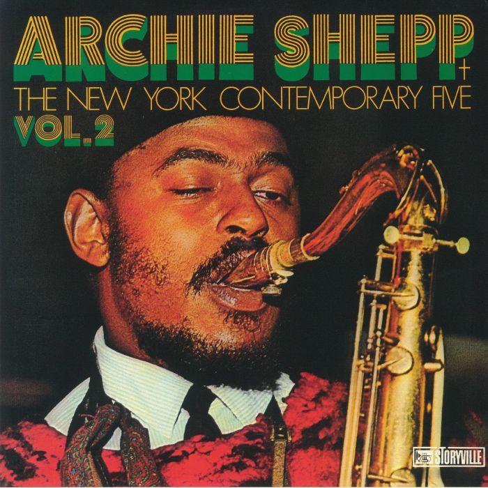 Archie Shepp | The New York Contemporary Five Vol 2