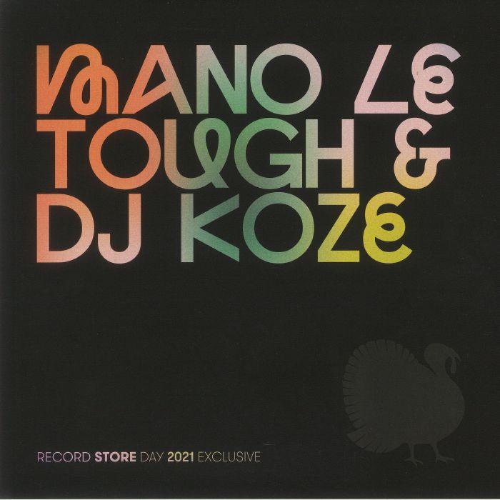 Mano Le Tough | DJ Koze Pompeii (Record Store Day RSD 2021)