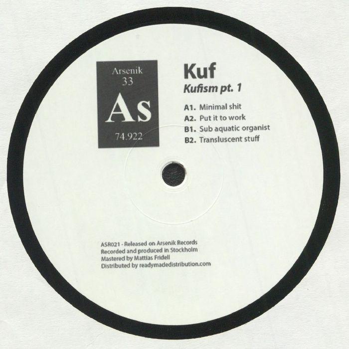 Arsenik Vinyl