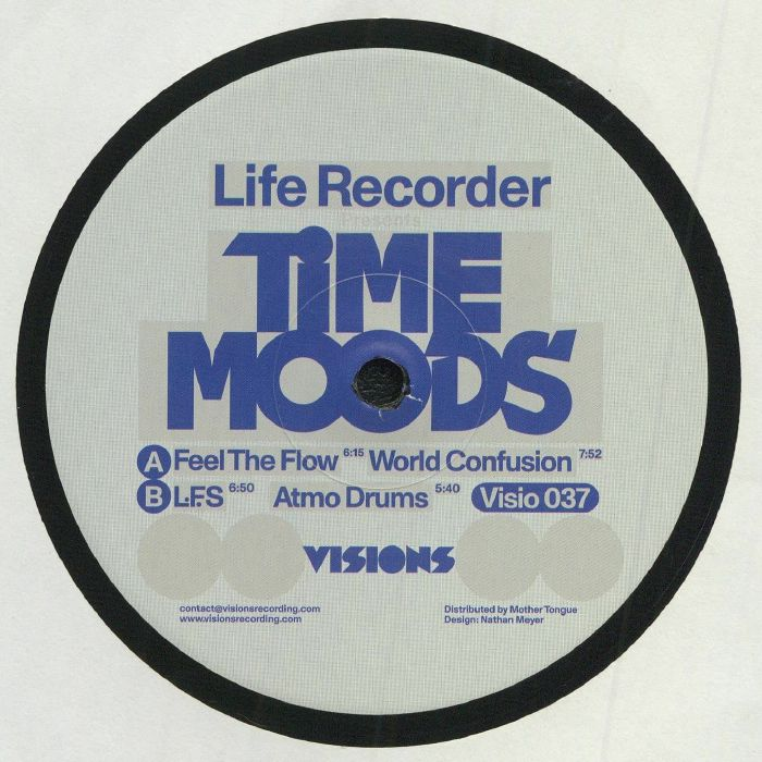 Visions Inc Vinyl