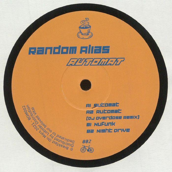 Breakfast On Mars Vinyl