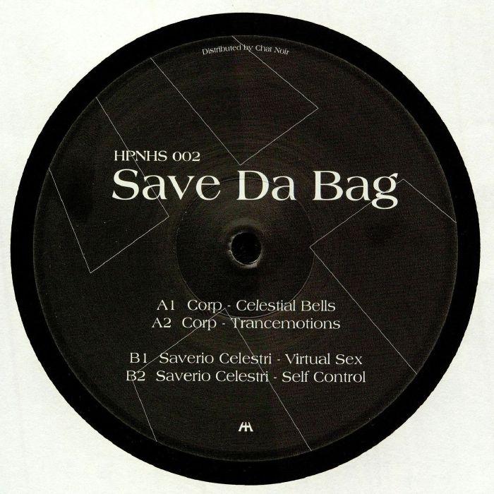 Corp | Saverio Celestri Save Da Bag