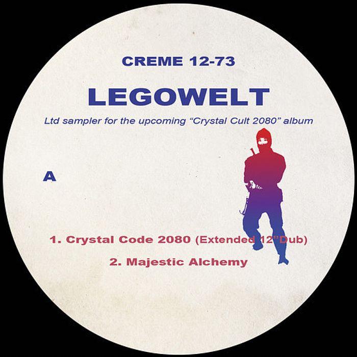 Legowelt Crystal Cult 2080 Album Sampler
